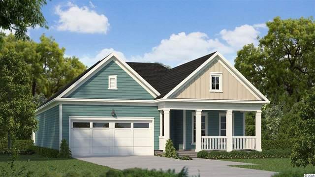 960 Longwood Bluffs Circle, Murrells Inlet, SC 29576 (MLS #2023646) :: The Litchfield Company