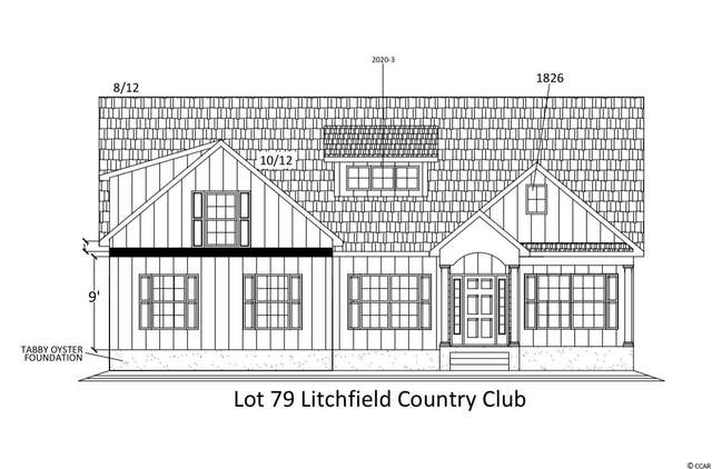 TBD Lot 79 Parkview Dr., Pawleys Island, SC 29585 (MLS #2023651) :: The Hoffman Group
