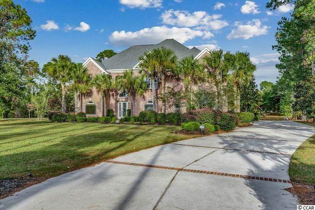 652 Red Wolf Trail, Myrtle Beach, SC 29579 (MLS #2023702) :: The Lachicotte Company