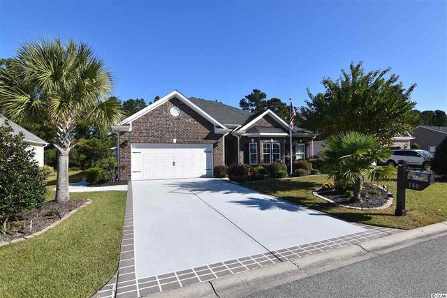 180 Shenandoah Dr., Murrells Inlet, SC 29576 (MLS #2023704) :: The Greg Sisson Team with RE/MAX First Choice