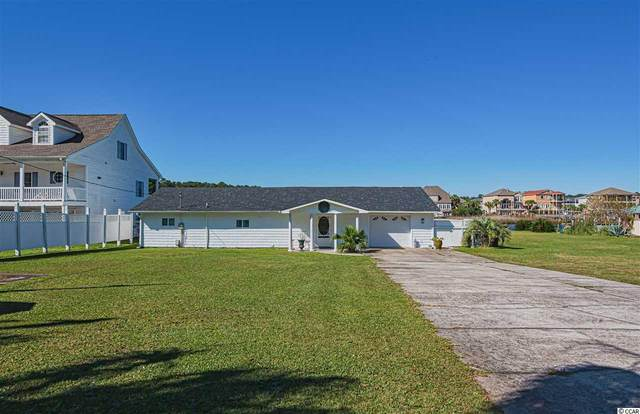 1353 Waterway Dr., North Myrtle Beach, SC 29582 (MLS #2023728) :: The Lachicotte Company