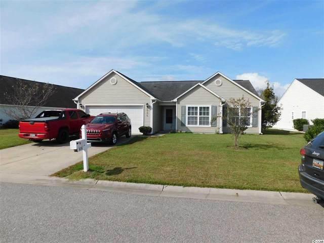 626 Kindred Dr., Myrtle Beach, SC 29588 (MLS #2023747) :: Duncan Group Properties