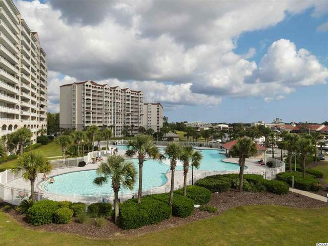 4801 Harbour Point Dr. #902, North Myrtle Beach, SC 29582 (MLS #2023748) :: James W. Smith Real Estate Co.