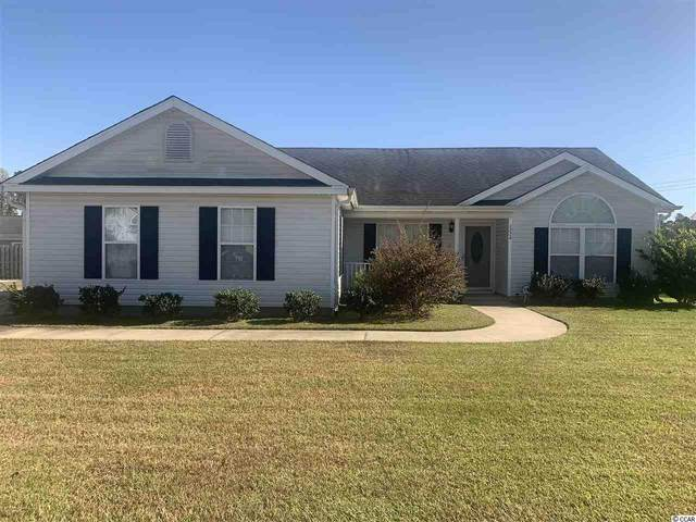 1224 Dunraven Ct., Conway, SC 29527 (MLS #2023751) :: Armand R Roux | Real Estate Buy The Coast LLC