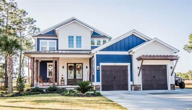 430 Seabury Ln., Myrtle Beach, SC 29579 (MLS #2023776) :: Garden City Realty, Inc.