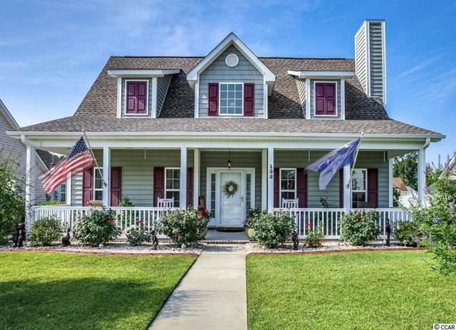 199 Southbury Dr., Myrtle Beach, SC 29588 (MLS #2023777) :: James W. Smith Real Estate Co.