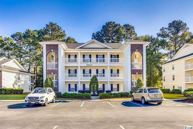 1238 River Oaks Dr. 19-C, Myrtle Beach, SC 29579 (MLS #2023789) :: Armand R Roux | Real Estate Buy The Coast LLC