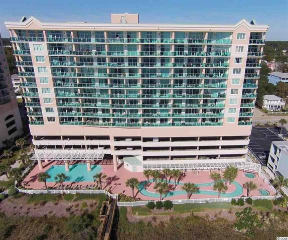 1903 S Ocean Blvd. #705, North Myrtle Beach, SC 29582 (MLS #2023816) :: The Greg Sisson Team with RE/MAX First Choice