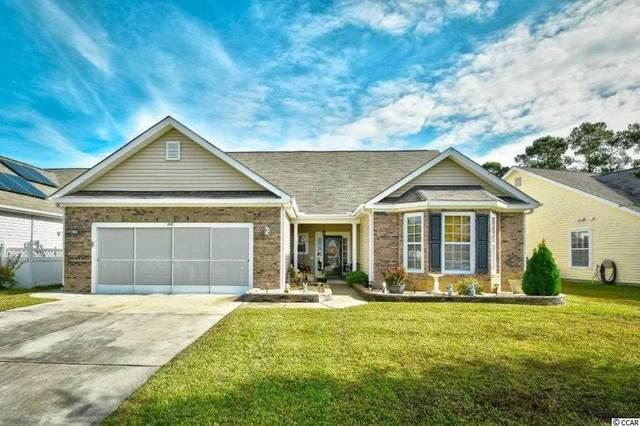 661 Vermillion Dr., Little River, SC 29566 (MLS #2023854) :: Armand R Roux | Real Estate Buy The Coast LLC