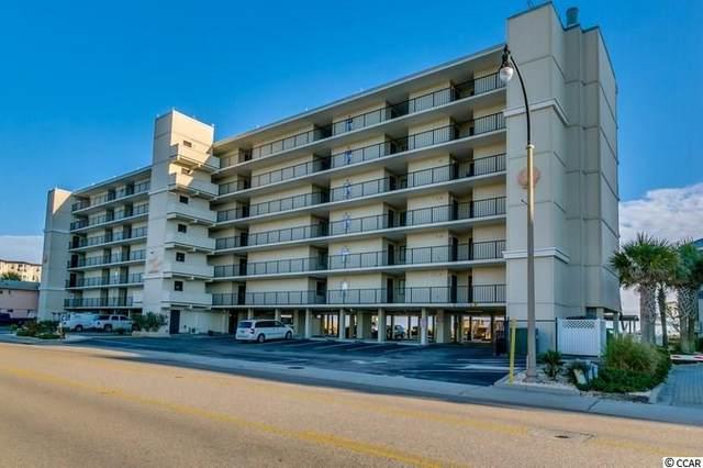4605 S Ocean Blvd. I-3, North Myrtle Beach, SC 29582 (MLS #2023862) :: Duncan Group Properties