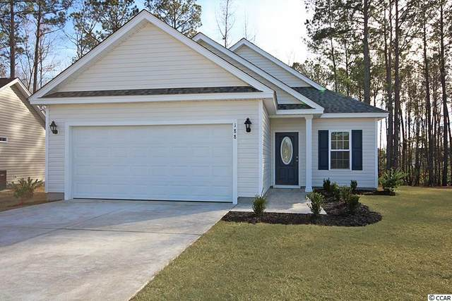 615 Winnow Way, Georgetown, SC 29440 (MLS #2023924) :: Duncan Group Properties