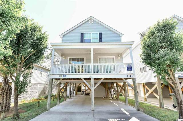 217 A S 16th Ave., Surfside Beach, SC 29575 (MLS #2023948) :: Garden City Realty, Inc.