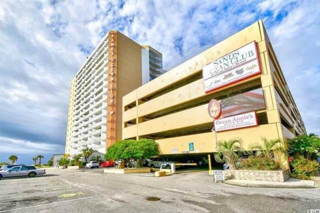 9550 Shore Dr. #218, Myrtle Beach, SC 29572 (MLS #2023951) :: Duncan Group Properties