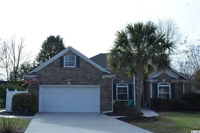 220 Tradition Club Dr., Pawleys Island, SC 29585 (MLS #2023959) :: The Litchfield Company