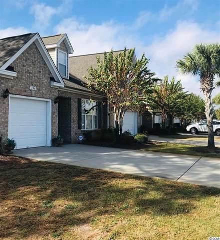 296 Viareggio Rd. #296, Myrtle Beach, SC 29579 (MLS #2023966) :: Welcome Home Realty