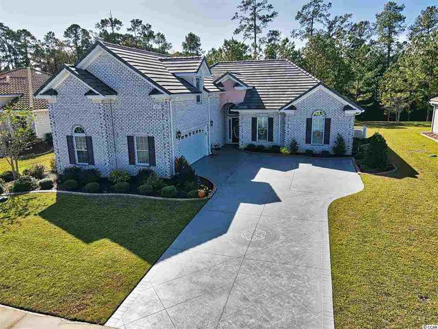 621 Evers Loop, Surfside Beach, SC 29575 (MLS #2024002) :: Garden City Realty, Inc.