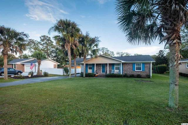 4508 Pine Lake Dr., Myrtle Beach, SC 29577 (MLS #2024009) :: The Hoffman Group