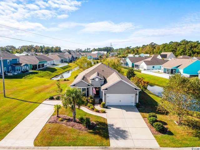 609 Spice Hill Ln., Surfside Beach, SC 29575 (MLS #2024016) :: Duncan Group Properties
