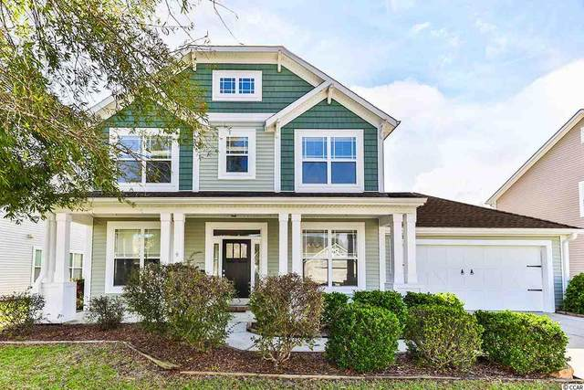 517 Miromar Way, Myrtle Beach, SC 29588 (MLS #2024044) :: The Litchfield Company
