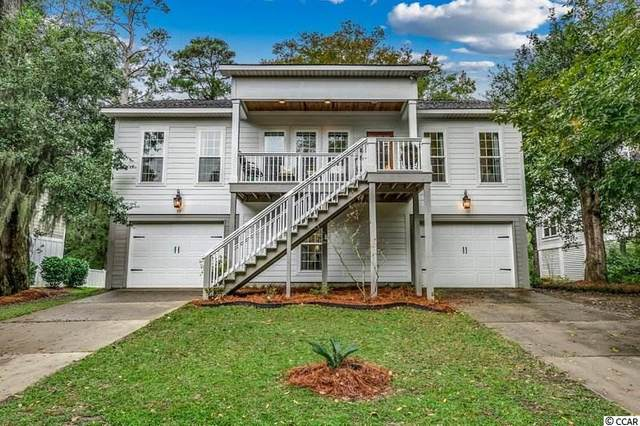 37 Marsh Point Dr., Pawleys Island, SC 29585 (MLS #2024066) :: Right Find Homes