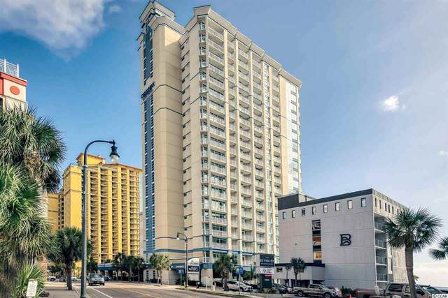2504 N Ocean Blvd. #1534, Myrtle Beach, SC 29577 (MLS #2024067) :: The Litchfield Company
