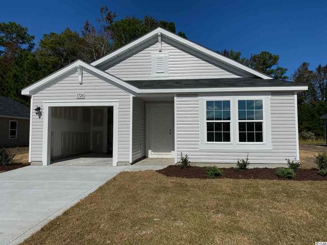 1743 Sapphire Dr., Longs, SC 29568 (MLS #2024071) :: Armand R Roux | Real Estate Buy The Coast LLC