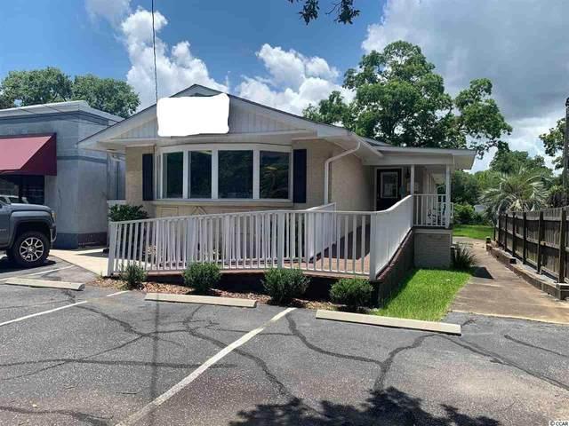 827 Church St., Georgetown, SC 29440 (MLS #2024072) :: Garden City Realty, Inc.
