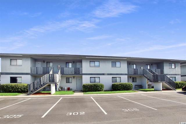 1101 2nd Ave. N #307, Surfside Beach, SC 29575 (MLS #2024079) :: Welcome Home Realty