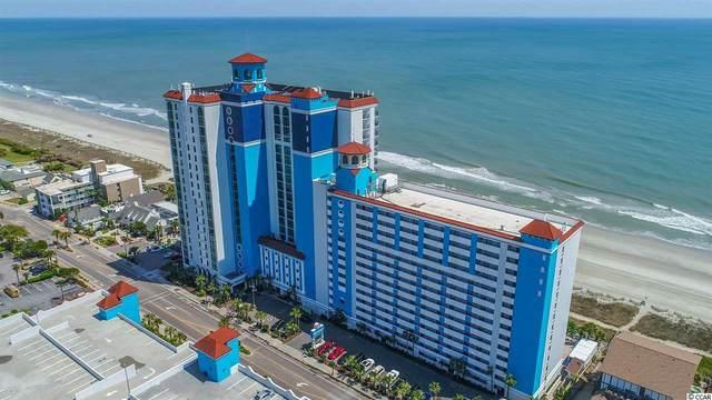 3000 N Ocean Blvd. #1508, Myrtle Beach, SC 29577 (MLS #2024080) :: Duncan Group Properties