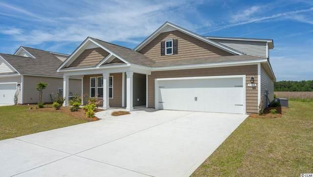 1408 Fence Post Lane, Carolina Shores, NC 28467 (MLS #2024082) :: Leonard, Call at Kingston