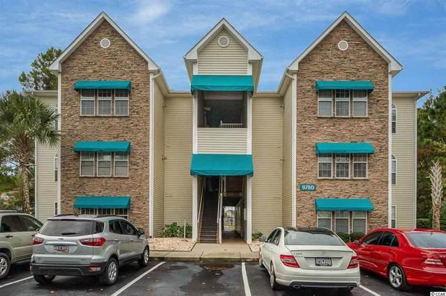 9780 Leyland Dr. 9780-9, Myrtle Beach, SC 29572 (MLS #2024159) :: Armand R Roux | Real Estate Buy The Coast LLC