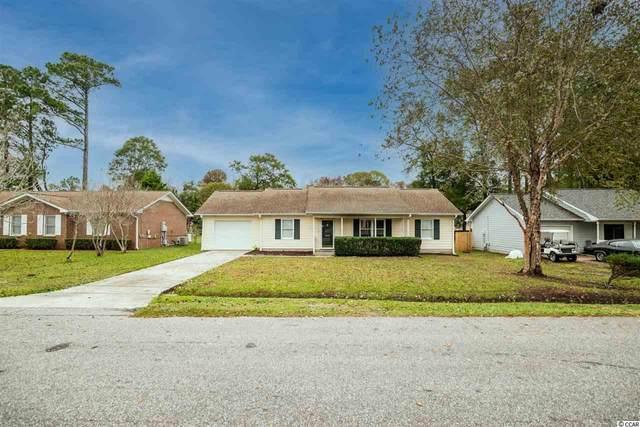 809 Shem Creek Circle, Myrtle Beach, SC 29588 (MLS #2024193) :: James W. Smith Real Estate Co.