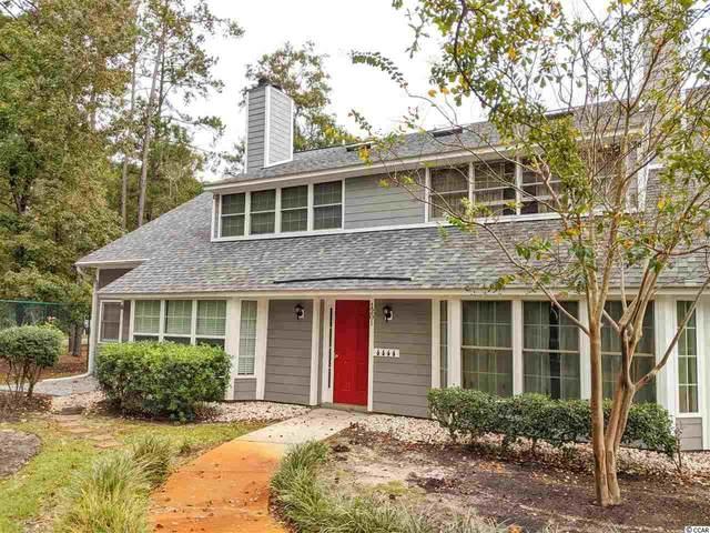 1201 Tiffany Ln. G, Myrtle Beach, SC 29577 (MLS #2024201) :: Armand R Roux | Real Estate Buy The Coast LLC