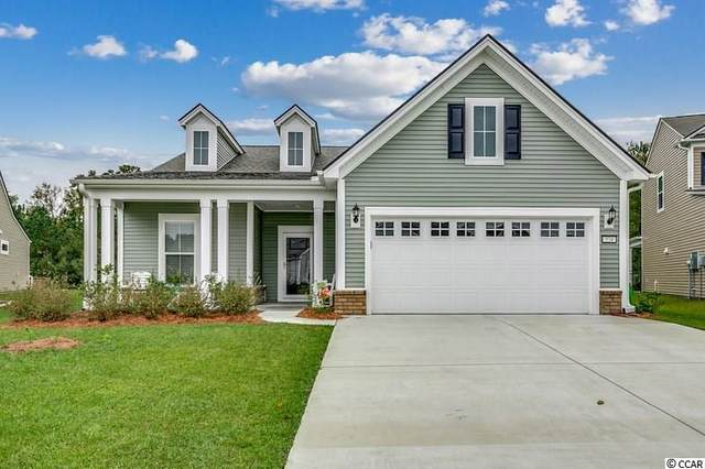 534 Carnaby Loop, Myrtle Beach, SC 29579 (MLS #2024246) :: Welcome Home Realty