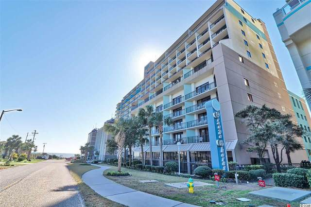 201 77th Ave. N #324, Myrtle Beach, SC 29572 (MLS #2024267) :: The Litchfield Company