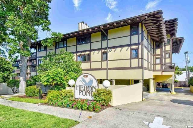 6813 Porcher Ave. Apt 1, Myrtle Beach, SC 29572 (MLS #2024298) :: The Lachicotte Company