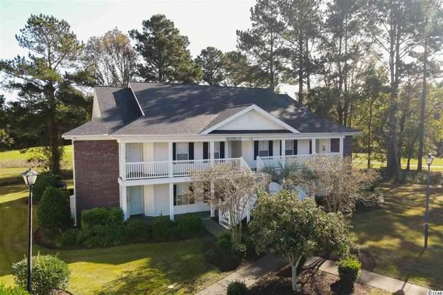 1266 River Oaks Dr. 12F, Myrtle Beach, SC 29579 (MLS #2024303) :: Armand R Roux | Real Estate Buy The Coast LLC