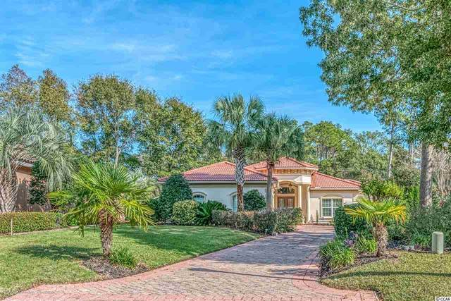 7572 Regina Ct., Myrtle Beach, SC 29572 (MLS #2024318) :: The Lachicotte Company