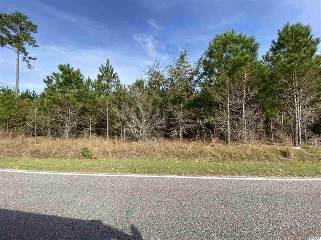 5 Acre Tract Valley Forge Rd., Aynor, SC 29511 (MLS #2024342) :: The Hoffman Group
