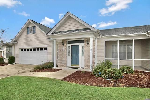407 Warrington Way #1303, Murrells Inlet, SC 29576 (MLS #2024343) :: Jerry Pinkas Real Estate Experts, Inc