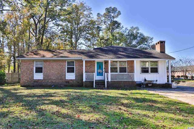 1607 Mcdermott St., Conway, SC 29526 (MLS #2024354) :: The Hoffman Group