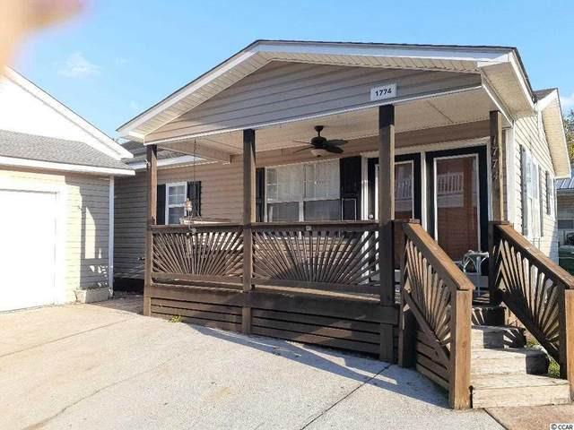 6001-1774 S Kings Hwy., Myrtle Beach, SC 29575 (MLS #2024356) :: Right Find Homes