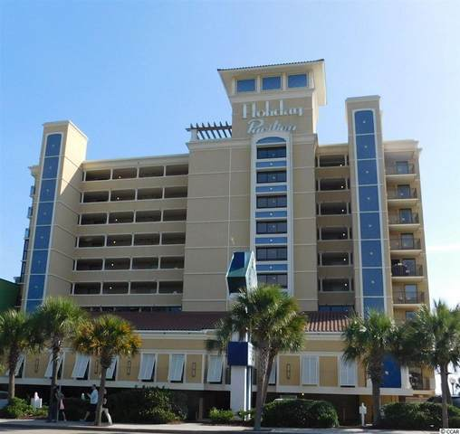 1200 N Ocean Blvd. #902, Myrtle Beach, SC 29577 (MLS #2024364) :: Duncan Group Properties