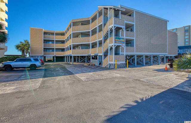 2405 S Ocean Blvd. #209, North Myrtle Beach, SC 29582 (MLS #2024382) :: The Hoffman Group