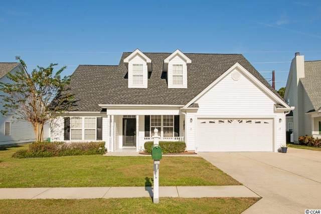 276 Fox Catcher Dr., Myrtle Beach, SC 29588 (MLS #2024386) :: James W. Smith Real Estate Co.