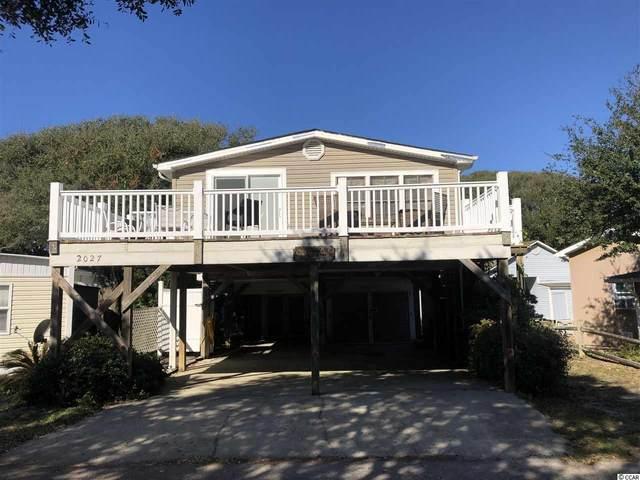 2027 Lark Dr., Surfside Beach, SC 29575 (MLS #2024390) :: The Hoffman Group