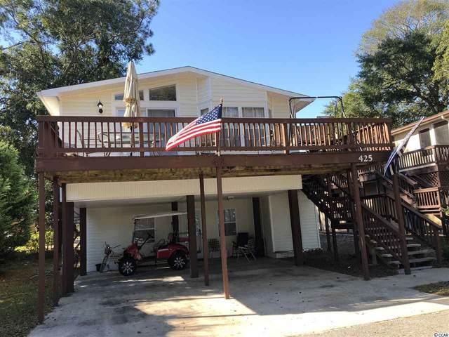 425 Sanddollar Dr., Surfside Beach, SC 29575 (MLS #2024394) :: The Hoffman Group