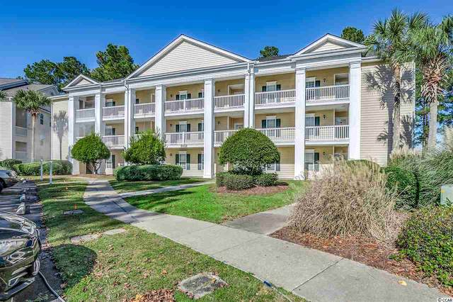 4990 Windsor Green Way #201, Myrtle Beach, SC 29579 (MLS #2024395) :: The Lachicotte Company