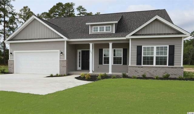 308 Four Mile Rd., Conway, SC 29526 (MLS #2024403) :: The Litchfield Company