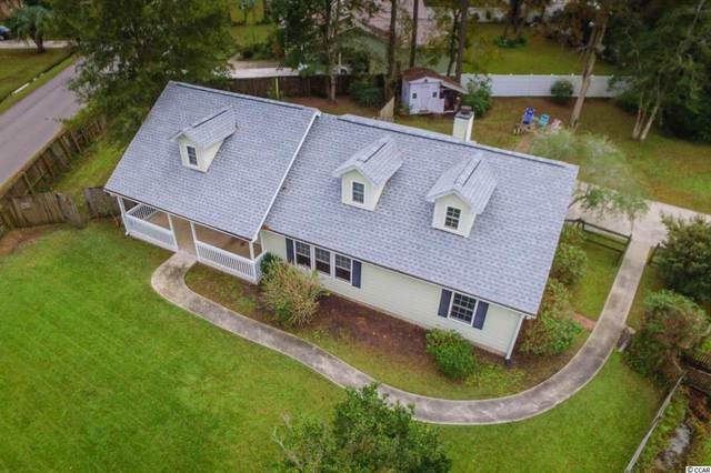 713 Bonnie Dr., Myrtle Beach, SC 29588 (MLS #2024436) :: James W. Smith Real Estate Co.